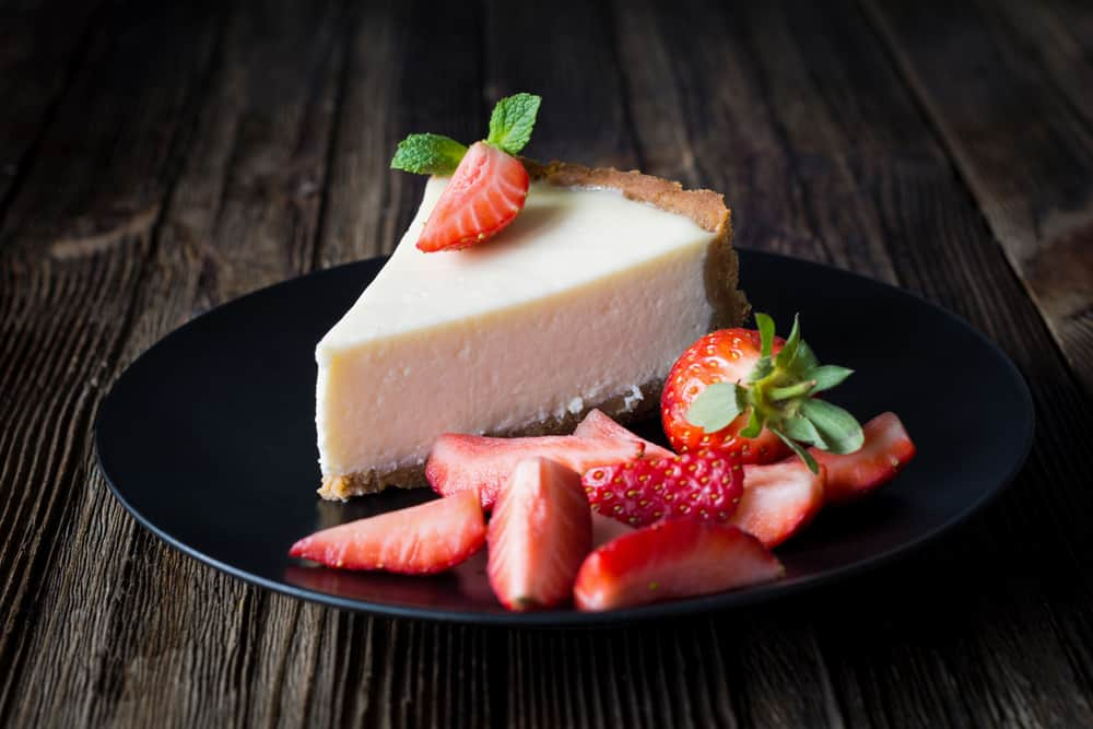 Photo of Harlan Kilstein's Perfect Keto Cheesecake