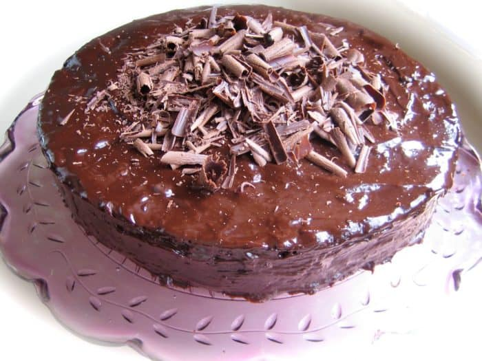 Photo of Harlan Kilstein The World's Most Perfect Chocolate Cake Ever