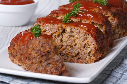 Photo of Harlan Kilstein's I Want More Meatloaf