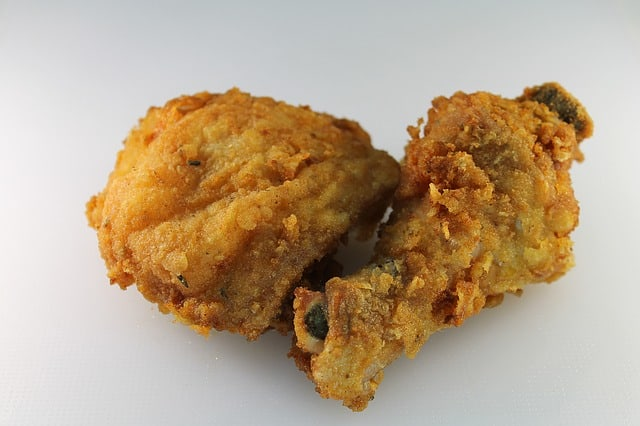 Photo of Harlan Kilstein's Keto Southern Fried Chicken