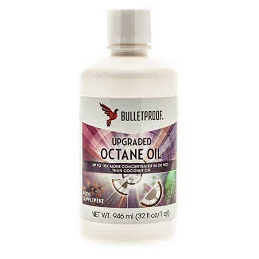 Brain oil