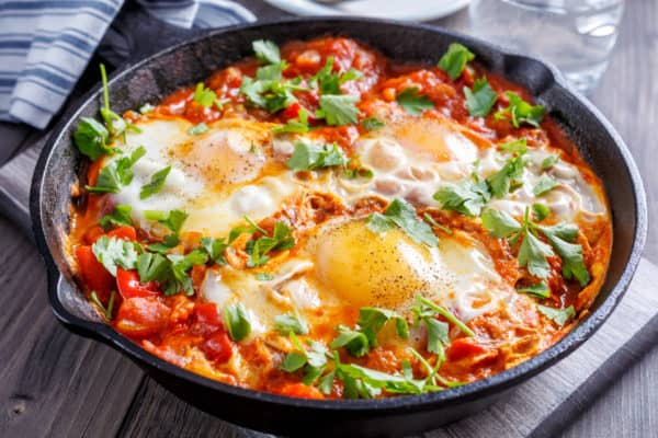 Photo of Harlan Kilstein's Completely Keto Shakshuka