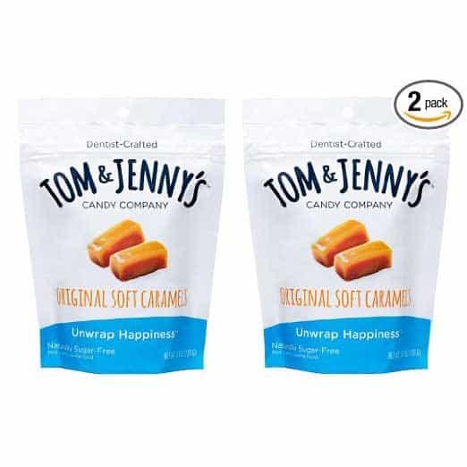 Tom & Jenny's Caramels