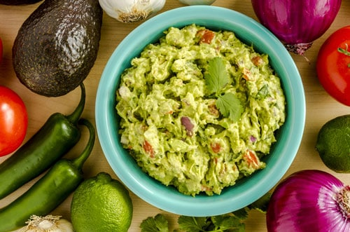 Photo of Harlan Kilstein's Completely Keto Authentic Guacamole