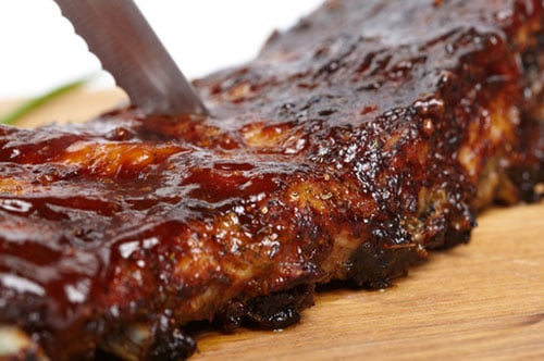 Photo of Harlan Kilstein's Completely Keto Homemade Barbecue Ribs