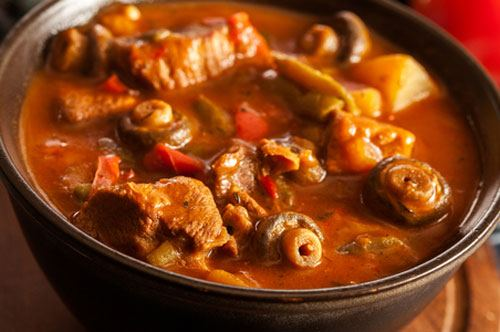 Photo of Harlan Kilstein's Completely Keto Beef Stew