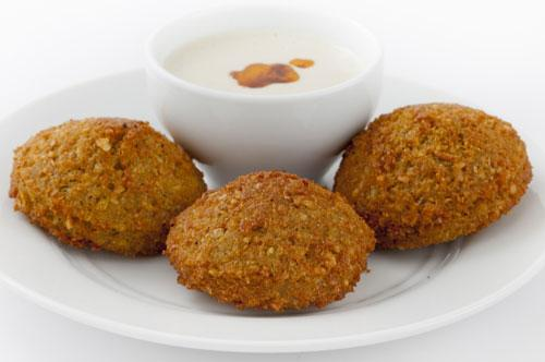 Photo of Harlan Kilstein's Completely Keto Falafel Balls