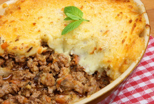 Photo of Harlan Kilstein's Completely Keto Shepherd's Pie