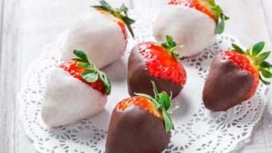 Photo of Harlan Kilstein's Completely Keto Chocolate Covered Strawberries