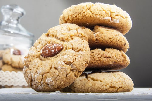 Photo of Harlan Kilstein's Completely Keto European Grandmother's Secret Recipe For Almond Cookies