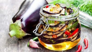 Photo of Harlan Kilstein's Completely Keto Marinated Eggplant With Tehini Sauce