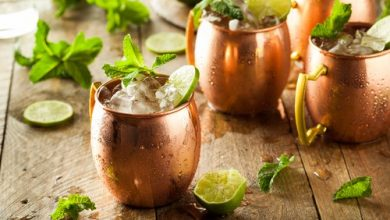 Photo of Harlan Kilstein's Completely Keto Moscow Mule