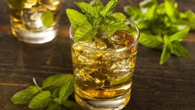 Photo of Harlan Kilstein's Completely Keto Mint Julep