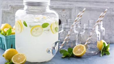 Photo of Harlan Kilstein's Completely Keto Homemade Lemonade