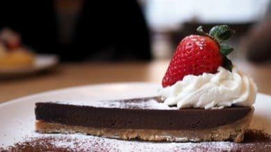 Photo of Harlan Kilstein's Completely Keto Mexican Vegan Chocolate Pie