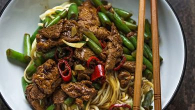 Photo of Harlan Kilstein's Completely Keto Korean Beef Zo Mein