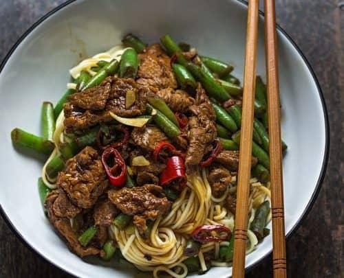 Korean-Beef-Zo-Mein