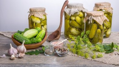 Photo of Harlan Kilstein's Completely Keto Pickled Veggies