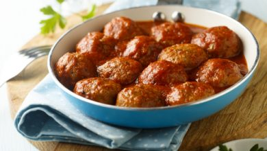 Photo of Harlan Kilstein's Completely Keto Meatballs in Sauce