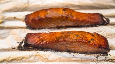 Photo of Harlan Kilstein's Completely Keto Memphis Salmon