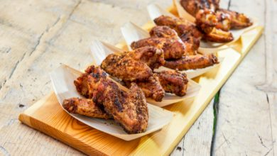 Photo of Harlan Kilstein's Completely Keto Spicy Wings