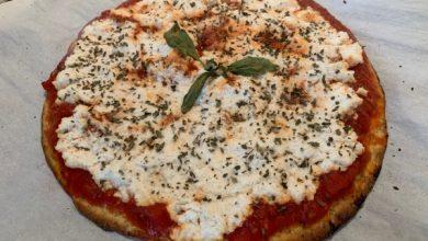 Photo of Harlan Kilstein's Completely Keto Speed Keto Pizza