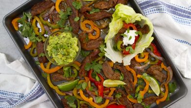 Photo of Harlan Kilstein's Speed Keto Fajitas
