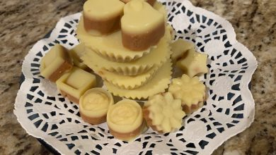 Photo of Chana Kilstein's Completely Keto White Chocolate Peanut Butter Cups
