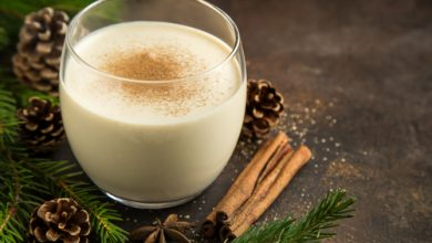 Photo of Harlan Kilstein Speed Keto Eggnog