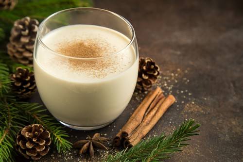 Speed Keto Eggnog recipe