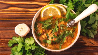 Photo of Harlan Kilstein's Speed Keto Yemenite Soup