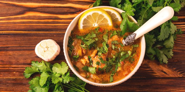 Photo of Harlan Kilstein's Speed Keto Yemenite Soup