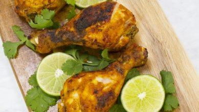 Photo of Harlan Kilstein's Completely Keto Tandoori Chicken