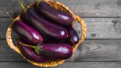 Photo of Harlan Kilstein's Completely Keto Stuffed Eggplant