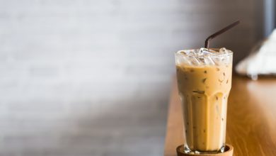 Photo of Harlan Kilstein's Completely Keto Almond Iced Coffee