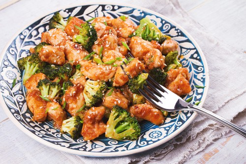 Harlan Kilstein's Completely Keto Sweet Chicken and Broccoli - Completely  Keto