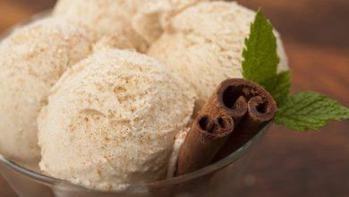 Photo of Harlan Kilstein's Completely Keto Cinnamon Ice Cream