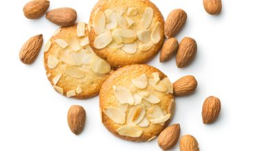 Photo of Harlan Kilstein's Completely Keto Super Easy Almond Cookies