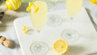 Photo of Harlan Kilstein's Completely Keto French 75