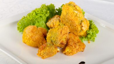 Photo of Harlan Kilstein's Completely Keto Fried Broccoli