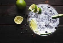 Photo of Harlan Kilstein's Completely Keto Gin and Tonic