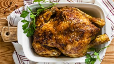 Photo of Harlan Kilstein's Completely Keto Mediterranean Roasted Chicken