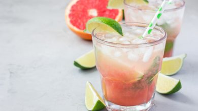 Photo of Harlan Kilstein's Completely Keto Mexican Paloma