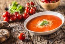 Photo of Harlan Kilstein's Completely Keto Quick Creamy Tomato Soup
