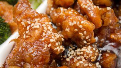 Photo of Harlan Kilstein's Completely Keto Simple Sesame Chicken