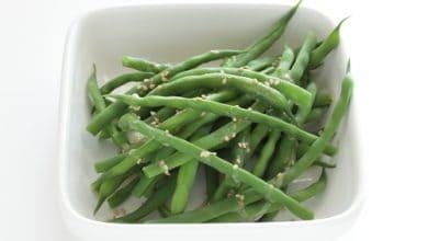 Photo of Harlan Kilstein's Completely Keto Sesame String Beans (SK)