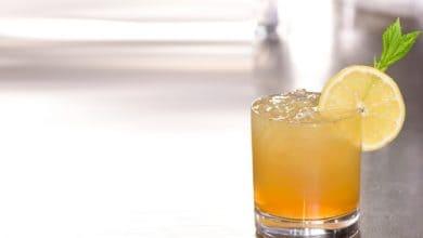 Photo of Harlan Kilstein's Completely Keto Whiskey Sour