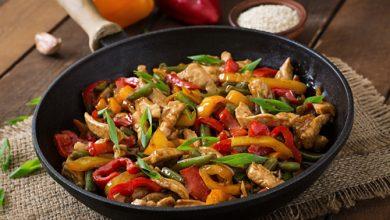 Photo of Harlan Kilstein's Completely Keto Chinese Chicken and Veggies