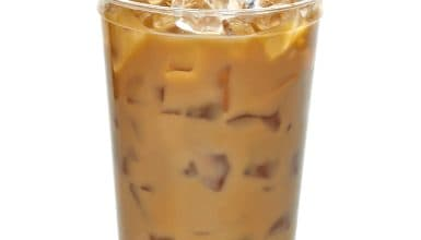 Photo of Harlan Kilstein's Completely Keto Coconut Iced Coffee