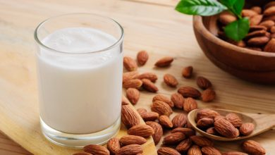 Photo of Harlan Kilstein's Completely Keto Homemade Almond Milk